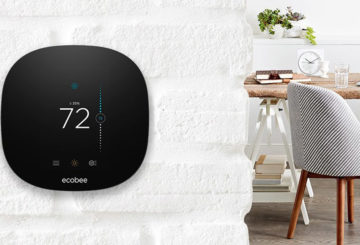 ecobee lite thermostat wifi review