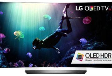 LG Electronics OLED65C6P Review