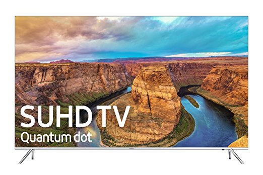 Samsung UN65KS8000 65-Inch 4K Ultra HD Smart LED TV